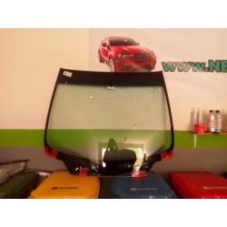 Čelní sklo / přední okno Peugeot 307 - Tónované s pruhem