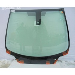 Čelní sklo Peugeot 307 - Tónované + dešťový senzor hranatý